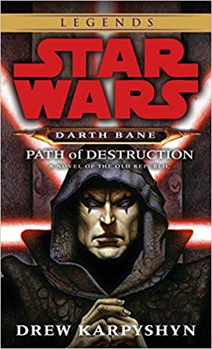 Star Wars - Path of Destruction Audio Book Free