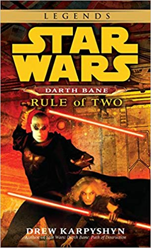 Star Wars - Rule of Two Audiobook Free