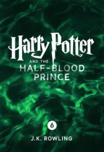 HP Book 6 by Stephen Fry