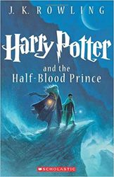 Harry Potter and the Half-Blood Prince Audio Book by J.K. Rowling