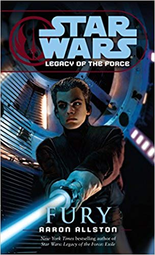 Legacy of the Force - Fury Audiobook