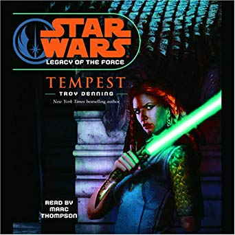 Tempest - Legacy of the Force Audiobook