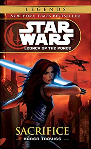Legacy of the Force - Sacrifice Audiobook