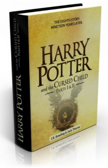 Audio Book - Harry Potter and the Cursed Child by J.K. Rowling