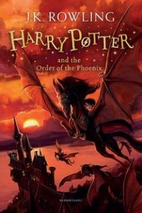 J.K. Rowling Harry Potter and the Order of the Phoenix Free Audiobook