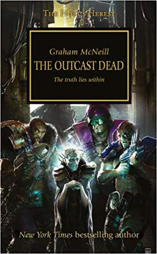 Warhammer 40k - The Outcast Dead Audiobook Free