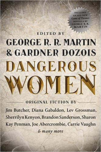 George R. R. Martin - Dangerous Women Audiobook