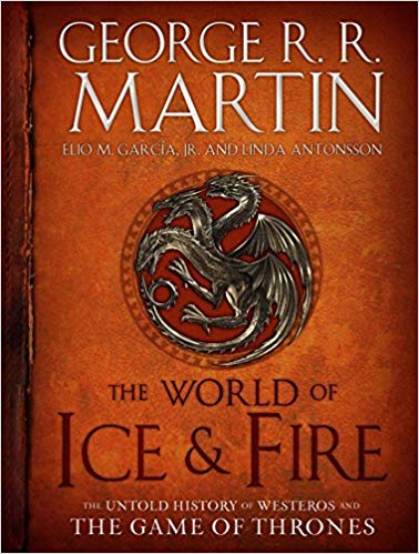 George R. R. Martin - The World of Ice and Fire Audiobook
