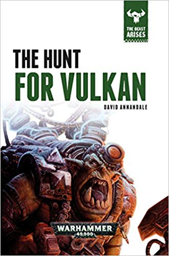 Warhammer 40k - The Hunt for Vulkan Audiobook Free
