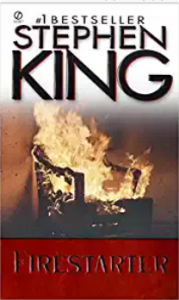 Stephen King - Firestarter Audiobook
