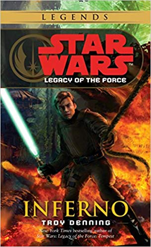 Inferno - Legacy of the Force Audiobook